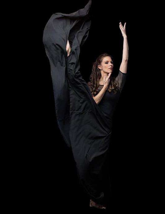 Marlou Düster, Tanz, Photo by Michael Böhmländer